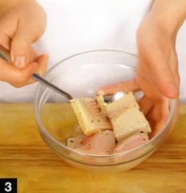рецепт приготовления тилапии +в духовке