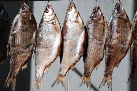 вяленая риба